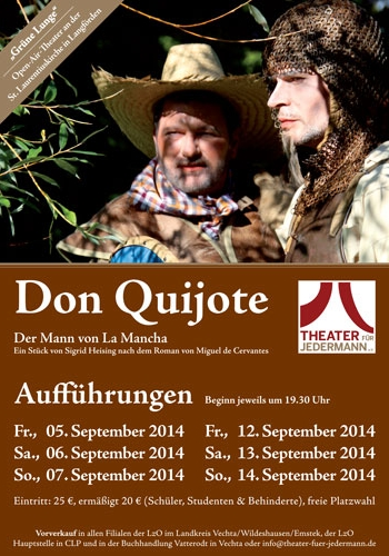 Don Quijote - 2014