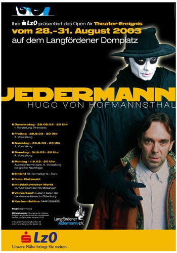 Jedermann - 2003