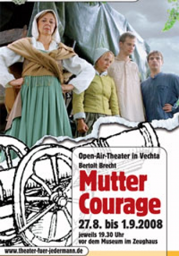 Mutter Courage - 2008